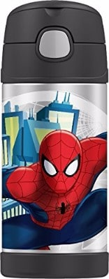 #10 Thermos Funtainer 12 Ounce Bottle, Spiderman