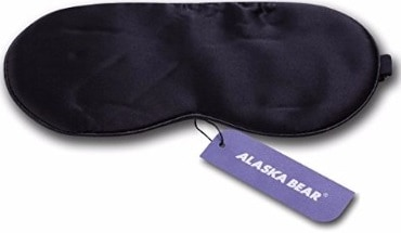 #2 ALASKA BEAR® Natural silk sleep mask & blindfold