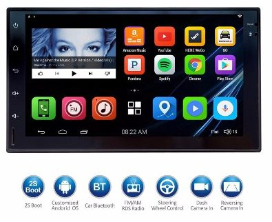 """#2 ATOTO 7""""HD Touchscreen 2Din Android Car Navigation Stereo"""