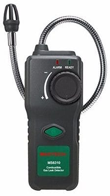 #2 MASTECH MS6310 Combustible Gas Leak Detector