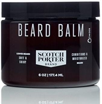 #2 Scotch Porter - All Natural Men's Beard Balm