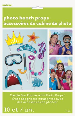 #2 Under The Sea Photo Booth Props