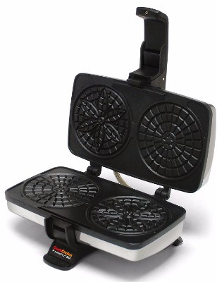 #3 Chef's Choice 834 Pizzelle Pro Express Bake