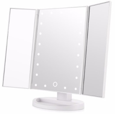 top 10 best makeup mirrors in 2017 reviews. Black Bedroom Furniture Sets. Home Design Ideas