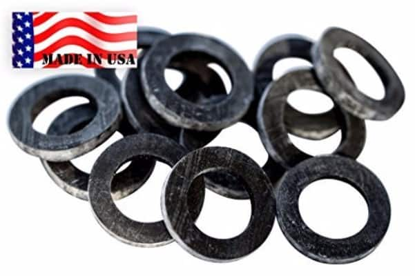 #3 Garden Hose Heavy Duty Rubber Washer 12 pack