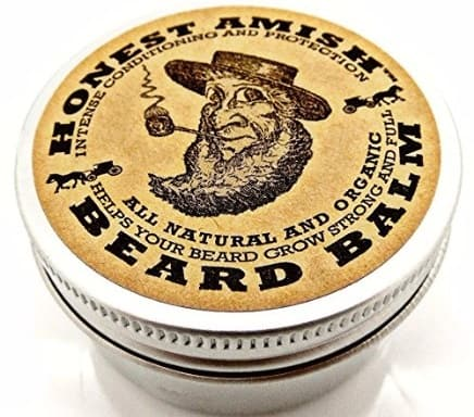 #3 Honest Amish Beard Balm Leave-in Conditioner