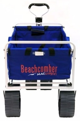#3 Mac Sports Heavy Duty Collapsible Folding Wagon
