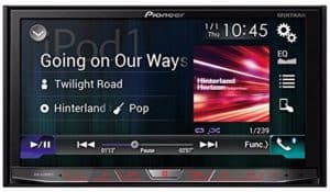 "#3 Pioneer AVH4200NEX 2-DIN Receiver with 7"" Motorized Display"