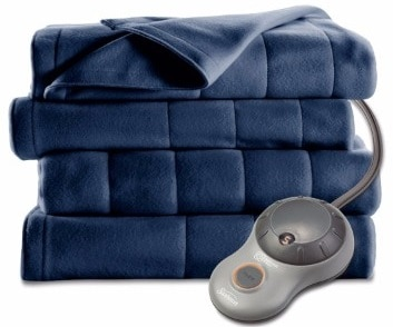 #3 Sunbeam Quilted Fleece Heated Blanket