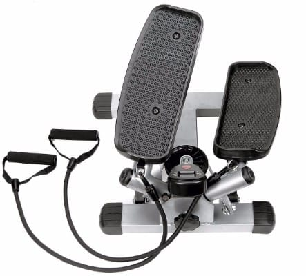 #2 Sunny Health & Fitness Twister Stepper