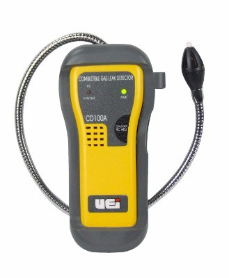 #3 UEi Test Instruments CD100A Combustible Gas Leak Detector