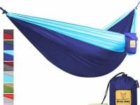 #3 Wise Owl Outfitters Hammock for Camping