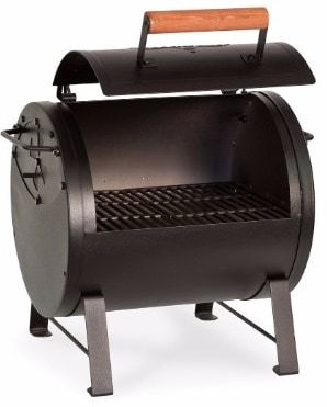 #4 Char-Griller 2-2424 Table Top Charcoal Grill