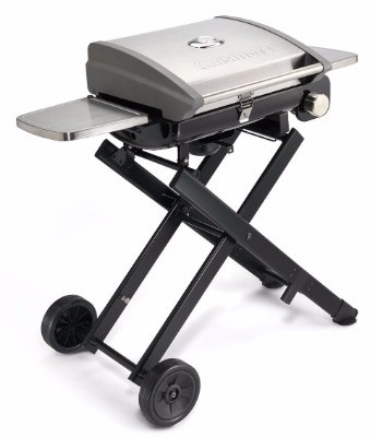 #4 Cuisinart CGG-240 All Foods Roll-Away Gas Grill