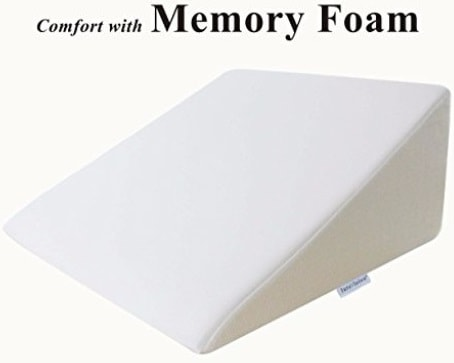 #4 InteVision Foam Wedge Bed Pillow