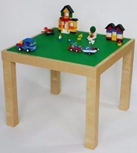 #4 LEGO PLAY TABLE - BIRCH COLOR