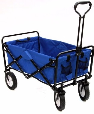 #4 Mac Sports Collapsible Folding Outdoor Utility Wagon