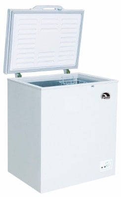 #4 RCA 5.1 Cubic Foot Chest Freezer