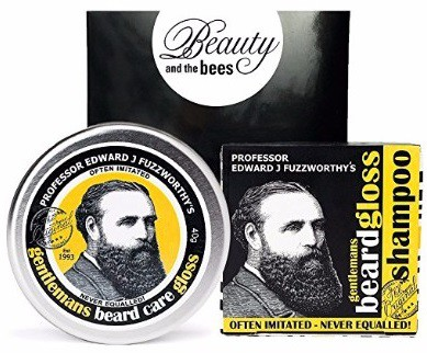 #5 Beard Care Kit Professor Fuzzworthy Beard Care Gloss