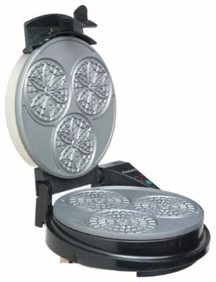 #5 Chef's Choice 835 Pizzelle Pro Express Bake