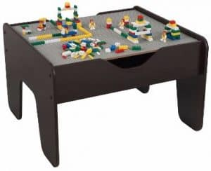 #5 KidKraft 2-in-1 Activity Table with Board