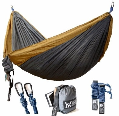#5 Winner Outfitters Double Camping Hammock