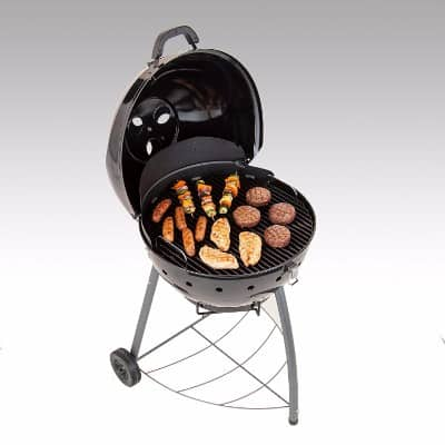 #6 Char-Broil TRU-Infrared Kettleman Charcoal Grill