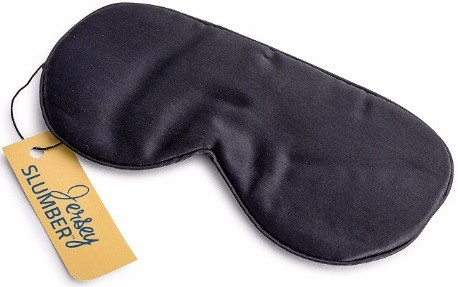 #6 Jersey Slumber 100% Silk Sleep Mask For A Full Night's Sleep