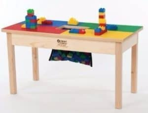 #6 Lego Compatible Table-MADE IN THE USA!!