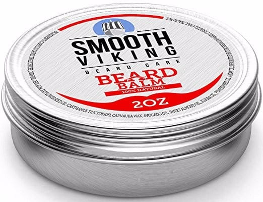 #6 Smooth Viking Beard Balm With Shea Butter & Argan Oil