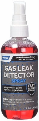 #7 Camco 10324 Gas Leak Detectors with Sprayer