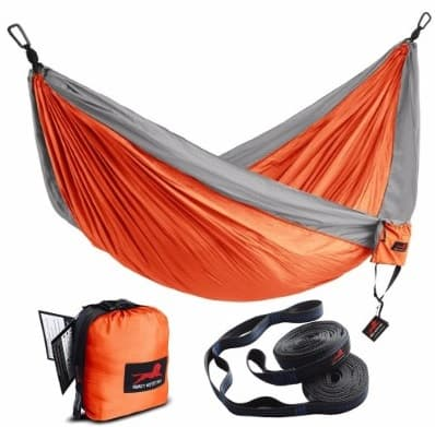 #7 Honest Outfitters Single & Double Camping Hammock