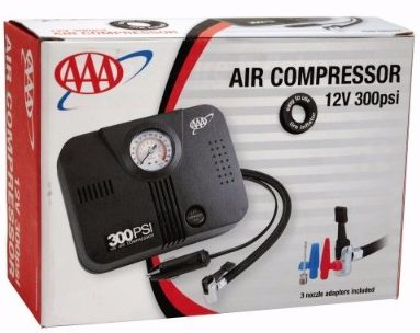 #7 LifeLine AAA 300 PSI 12 Volt DC Air Compressor