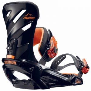 #8 Salomon Snowboards Rhythm Snowboard Binding - Men's