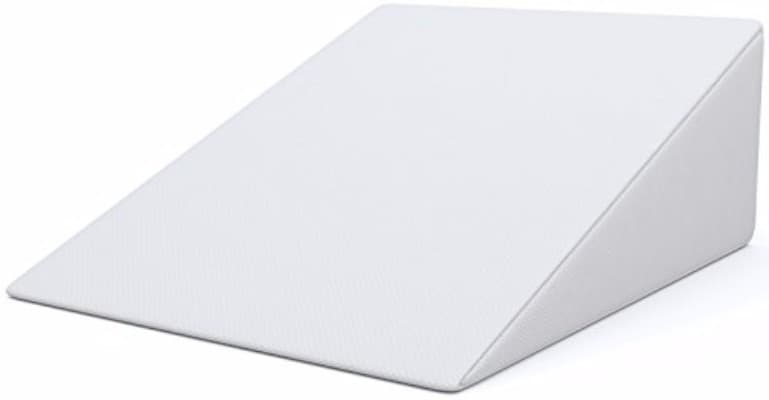 """Bed Wedge 24/"""" x 28 FitPlus Premium Wedge Pillow 1.5 Inches Memory Foam 2 Year"""