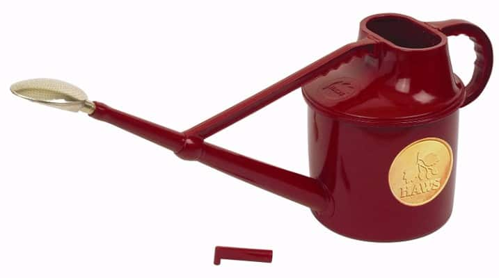 #9 Haws V106 Deluxe Plastic Watering Can, 1.8-Gallon7-Liter