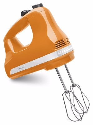 #9 KitchenAid KHM512TG 5-Speed Ultra Power Hand Mixer