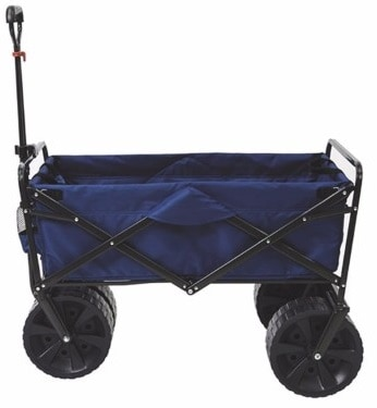 #9 Mac Sports Heavy Duty Collapsible Folding Wagon