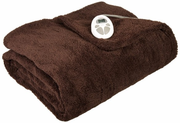 #9 Sunbeam LoftTech Heated Blanket
