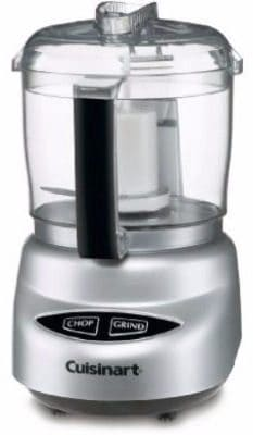 #1 Cuisinart DLC-2ABC Mini Prep Plus Food Processor