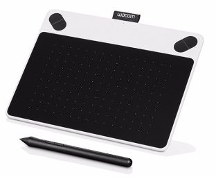 #1 Wacom Intuos Draw CTL490DW Digital Drawing and Graphics Tablet