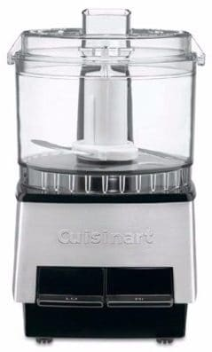 #10 Cuisinart DLC-1SS Mini-Prep Processor, Brushed Stainless Steel