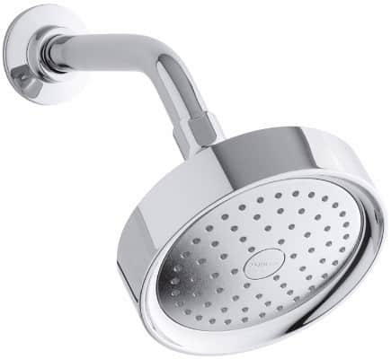 #10 KOHLER K-965-AK-CP Purist Single Function Katalyst Showerhead