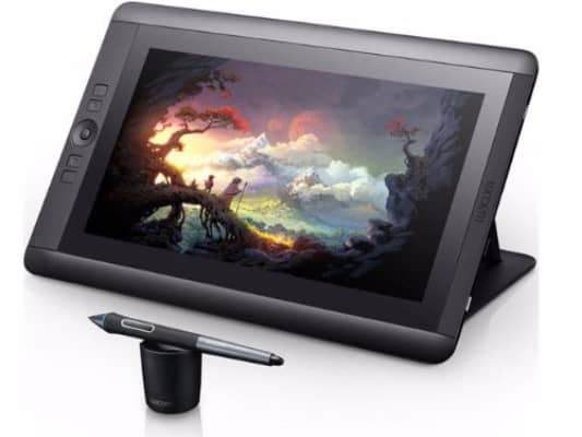 #10 Wacom Cintiq 13HD Interactive Pen Display
