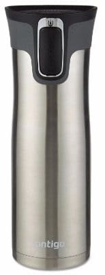 #2 Contigo AUTOSEAL West Loop Vacuum Insulated Stainless Steel Travel Mug