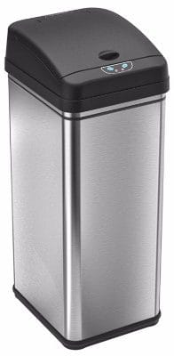 #2 iTouchless Deodorizer Automatic Sensor Touchless Trash Can