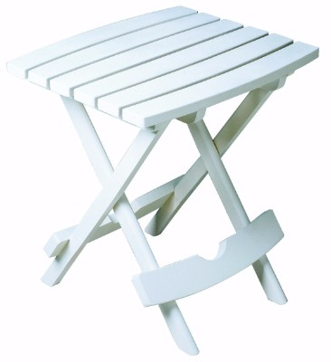 #3 Adams Manufacturing 8500-48-3700 Plastic Quik-Fold Side Table