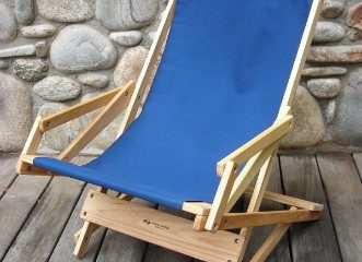 #3 Blue Ridge Sling Recliner