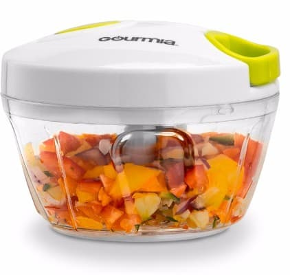 #3 Gourmia GMS9280 Mini Slicer Pull String Manual Food Processor