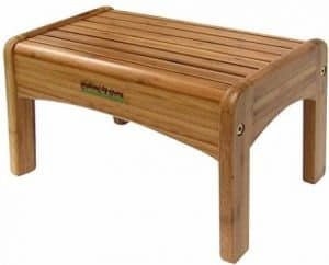 #3 Growing Up Green Bamboo Step Stool